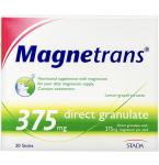 Magnetrans direkt 375mg granulės tirpstančios burnoje N20