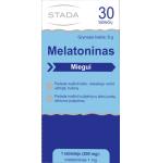 Melatoninas Miegui tabletės N30