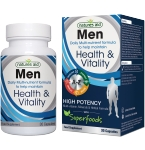 Natures Aid Men Daily Multi - nutrient formula kapsulės N30