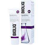 Bioliq 45+ Stangrinamasis ir glotninamasis dieninis veido kremas 50ml