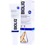 Bioliq 55+ Intensyvaus poveikio stangrinamasis paakių ir lūpų kremas 30ml