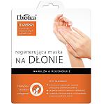 LBIOTICA atkuriamoji drėkinamoji rankų kaukė - pirštinės 26ml (1 pora)
