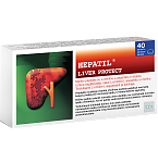 Maisto papildas Hepatil Liver Protect tabletės N40