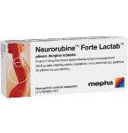 Neurorubine Forte Lactab plėvele dengtos tabletės N20