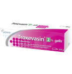 Troxevasin 20mg/g gelis 100g