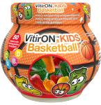 Maisto papildas VitirON Kids Basketball kramtomieji guminukai N50