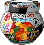 Maisto papildas VitirON Kids Football kramtomieji guminukai N50