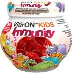 VitirON Kids Immunity kramtomieji guminukai N50
