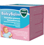 Wick BabyBalm balzamas 50g