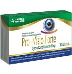 Maisto papildas Pro - Visio Forte tabletės N30
