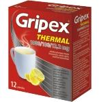 Gripex Thermal 1000/100/12.2mg milteliai geriamajam tirpalui N12