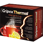 GripexThermal 1000/100/12.2 mg milteliai geriamajam tirpalui N8