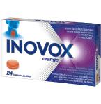 INOVOX ORANGE 2mg/0.6mg/1.2mg kietosios pastilės N24