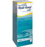 Hyal-Drop multi akių lašai 10ml