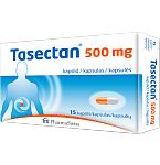 Tasectan 500mg kapsulės N15