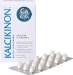 Maisto papildas Kalcikinon+ kapsulės N60