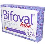 Maisto papildas Bifoval Babe milteliai kūdikiams N7