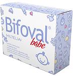 Maisto papildas Bifoval Babe milteliai kūdikiams N12