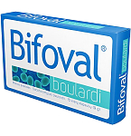 Maisto papildas Bifoval Boulardi kapsulės N15