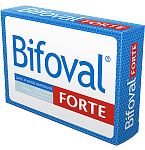 Bifoval Forte kietos kapsulės N15