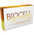 Maisto papildas Biocell Hair kapsulės N60