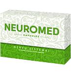 Maisto papildas Neuromed kapsulės N15