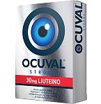 Maisto papildas Ocuval Strong kapsulės N30