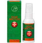 Senebactum 100mg/ml odos tirpalas 50ml su purškalo pompa