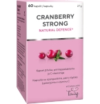 Cranberry Strong kapsulės N60