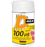 D - MAX 100mcg tabletės N90