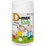D - MAX Kids 10mcg tabletės N90