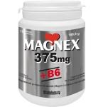 Magnex 375 + B6 tabletės N180