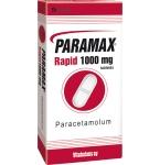 PARAMAX Rapid 1000mg tabletės N5 (lizdinė plokštelė)