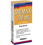 IBUMAX 200mg plėvele dengtos tabletės N10