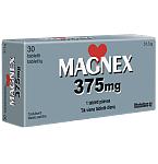 Maisto papildas Magnex 375mg tabletės N30