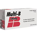 Maisto papildas Multi - B Strong tabletės N30