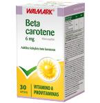 Beta Carotene kapsulės N30