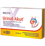 Maisto papildas Idelyn Urinal Akut tabletės N10