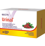 Maisto papildas Idelyn Urinal kapsulės N60