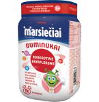 Marsiečiai Guminukai BoneActiv įvairių vaisių skonio N50