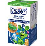 Maisto papildas Marsiečiai Imunactiv kramtomosios tabletės su Marsiečių vabalu N80