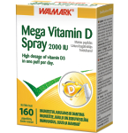 Mega Vitamin D Spray 2000 IU purškalas 8ml