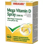 Mega Vitamin D Spray 2000 IU purškalas 8ml