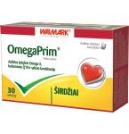 Maisto papildas OmegaPrim kapsulės N30