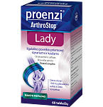 Maisto papildas Proenzi ArthroStop Lady tabletės N60