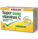 Maisto papildas Super vitaminas C Prolong kapsulės N30