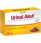 Maisto papildas Urinal Akut tabletės N10