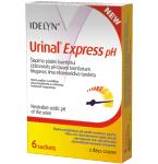 Maisto papildas Urinal Express pH paketėliai N6