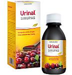 Maisto papildas Urinal sirupas 150ml