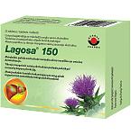 Maisto papildas Lagosa (Sylimarin) dengtos tabletės N25